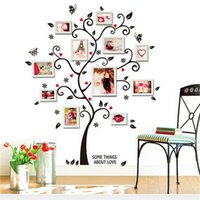 Memory Family Tree DIY Wall Art Home Decor Stickers for Livi...