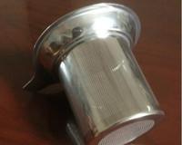 Filtro de especiaria da folha de chá de aço inoxidável do filtro reusável do chá de Infuser do engranzamento do chá da malha