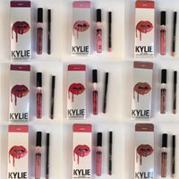 Factory Price Kylie Jenner Sugar & Spice 5pcs lip kit Matte ...