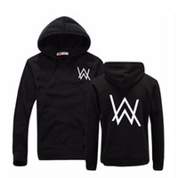 Fashion Men Sweatshirts Music DJ Divine Comedy Alan Walker F...