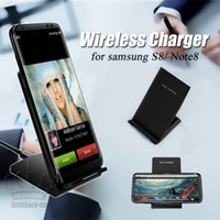 Sailboat Qi Wireless Charger 10W 2 Coils Charging Pod for Sa...