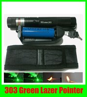 New High Quality 532nm Laser 303 Green Lazer Pointer Pen Zoo...
