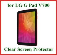 مل 3pcs شفاف حامي شاشة LCD ل LG G Pad V700 10.1 بوصة الكمبيوتر اللوحي فيلم واقية