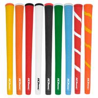 Nueva IOMIC Campo de Golf recubrimiento de goma planchas de alta calidad agarra 5 colores en la opción 9pcs / Palos de golf agarra el ENVÍO gratuito