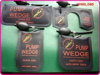 KLOM Küçük / Orta / Büyük / U boyutu hava kama Hava pompası kama Şişme Kilidini Kapı araba 4 adet / grup ücretsiz kargo-Siyah