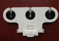 Üçlü Kafalar G13 T8 Lamba sahipleri ve lamba tabanları, Işık Soket için LED Işık vb 4-80W 500V / 2A