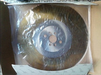 APOL acciaio ad alta velocità lame circolari 11 pollici per acciaio inossidabile 300 * 1.2 | 1.6 * 32 millimetri HSS-DM05 lama di taglio della taglierina metial dorato