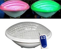 Par56 RGB LED Swimming Pool Light 24W 36W 54W AC 12V Pond Lamp Waterproof IP68 Outdoor Underwater Lighting with Remote Controller CE ROSH