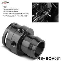 RASTP-Car Turbo Boost Tap vide Adaptateur capteur pour VW Audi 2.0T TSI FSI TFSI GTI MK5 A4 B7 A3 TT 06-13 LS-BOV031