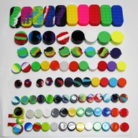 10 sizes silicone containers 3ml 5ml 6ml(ball) 7ml 9ml 10ml ...
