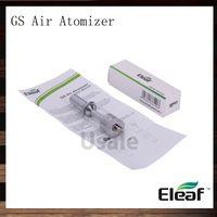 Ismoka Eleaf GS Luftzerstäuber 1,5 ml GS-Air Dual Coil Luftstrom einstellbar Clearomizer Fit für Eleaf iStick 20W Mods 100% Original