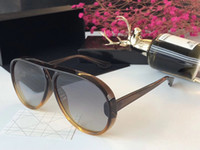 Luxury Brand Sunglasses Summer Style Grey Pink Lens Women De...