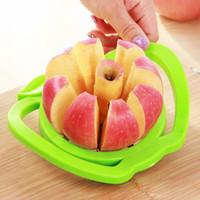 Apple kesici bıçak corers meyve dilimleyici Çok fonksiyonlu ABS + paslanmaz çelik mutfak pişirme Sebze Araçları Chopper ücretsiz kargo