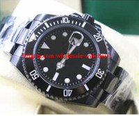 Christmas gift Luxury Brand New Black Dial And Ceramic Bezel...
