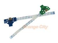 LED Power Charge Board socket Ribbon Cable for PS4 Wireless Controller 12 PIN 14 pin board and 12 PIN 14 PIN cable