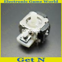 100 pcs / lot Remplacement 3D Joysticks Analogiques Thumbsticks Capteur Accessoires Partie pour PS2 XBOX 360 Contrôleur