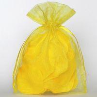 Золотой органзы подарочная упаковка сумка 7x9cm 9x12cm 10x15cm 12x17cm эфирное масло бутылка мыла Очки Смотреть макияж ювелирные изделия шнурок мешок