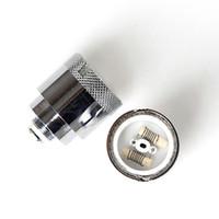 Cera De Cerâmica rosquinha Atomizador V2.5 sem bobina sem pavio cerâmico elemento de aquecimento vaporizador Vape Caneta Fumar frete grátis