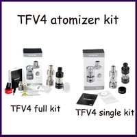 Hot selling Smok TFV4 tank TFV4 Full kit single kit clone Sm...