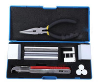 Professional 12 in 1 HUK Lock Disassembly Tool Locksmith Too...