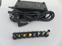 Atacado Universal 96 W Laptop Adaptador de Energia AC Carregador de Notebook com a UE REINO UNIDO AU Plug EUA com pacote de varejo 50 pçs / lote