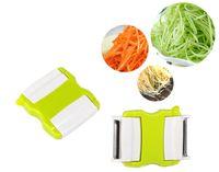 2 in 1 Pişirme Araçları Soyucu Rende Patates Dilimleme Kesici Meyve Sebze Araçları Elma Ev Mutfak Aksesuarları Gadgets