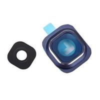 Yepyeni Samsung Galaxy S6 Arka Geri Kamera Cam Lens Ile Çerçeve Tutucular Ile Kapak Galaxy S6 Kenar G920 G925 S6 Kenar Artı G928