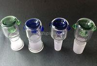2015 Boa qualidade 14,5 milímetros feminino e masculino 18,8 milímetros Glass Bowl para Cachimbo de vidro e Ash Catcher Vidro fumar bacia frete grátis