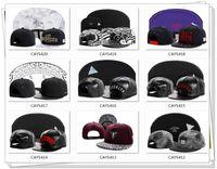 heißer Verkauf! Hysteresenhut Cayler-Sohn-Mode-Straße Headwear beiläufige Kappen justierbare Größe kann Gewohnheit es Tropfeneinkaufenmischungsauftrag