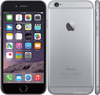 С Fingerprint Original iPhone 6 Unlocked 4.7 / 5.5-дюймовый двухъядерный 1,4 ГГц 1 ГБ RAM 16/64 / 128GB ROM 8MP камера IOS IPS Mobile Phone