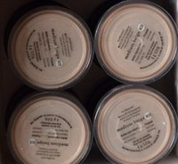 التسوق مجانا 50٪ خصم بالجملة! المعادن الأصلية المكياج مؤسسة 16 ألوان عارية 8G / CPS N20 / C25 / C30 / C10 / W10 / W15 / N10 / W20 / C20 / N30