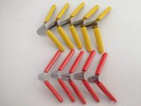 무료 배송 KLOM 10pcs Padlock Shim Picks 항공기 폴더 세트 추천 자물쇠 선택 도구 자물쇠 선택 도구 잠금 해제 도구