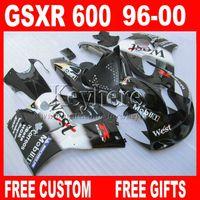 Suzuki 96 97 98 99 00 GSXR600 GSXR750 Fairing Parts GSXR 600 750 1997 1997 1998 1999 2000