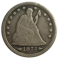 1873-CC يجلس ليبرتي كوارتر نسخة مجانية SHIPPIN