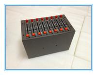 Dispositivo di servizio SMS Gsm modem pool 8 porte Q2403 900/1800 MHZ SMSMMS Supporto imei change