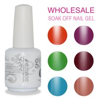 300pcs lot High Quality Gel Nail Polish Soak Off LED UV Poli...