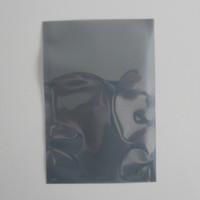 """10x15cm (3.9""""x5.9"""") открытый верхний антистатический экранирующий пластиковый пакет упаковочные мешки ESD антистатический упаковочный мешок антистатические упаковочные мешки"""