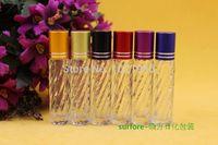 3.5ML زجاجة الكرة الزجاجية الخرز زجاجة 3.5 مل زجاجة مستحضرات التجميل المشي حبة صغيرة زجاجات العطور زجاجات فارغة