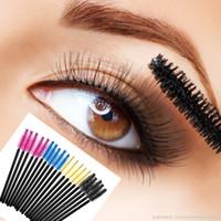 High quality Makeup Brush Eyelash One- off Eyelash Brush Masc...