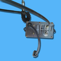 Motor de aceleração do controle do motor 523-00006 FIT DH220-5 DH220-7 DX225LCA Solar 220LC-V 225LC-V 300LC-7A