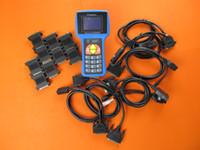 Son Sürüm V15.8 T-Kod T300 Oto Maker Anahtar Programcı Aracı İspanyolca İspanyolca / İngilizce Transponder Kod Okuyucu
