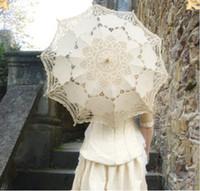 Parapluie Parapluie Dentelle Parapluie Dames Broderie Parapluie