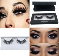 20 styles beauty False Eyelashes handmade Fake Lashes Volumi...
