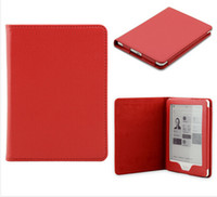 7 Colors Smart PU leather case cover for Kobo Glo Ereader Wh...