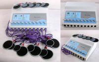 Máquinas de terapia por ondas de choque elétrico impulso profundo estimulador de eletroterapia equipamentos de emagrecimento