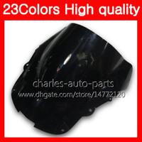 Parabrezza moto 100% nuovo per HONDA CBR1100XX Blackbird 1100XX 2002 2003 2004 2005 2006 2007 96-07 Parabrezza nero chiaro cromato