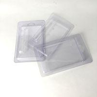 Plastic Clam Shell Blister Empaque hasta 0,5 ml Cartuchos de Vape G2 A4 M6T Vaporizador 510 O pluma Carros de bobina de cerámica de vidrio
