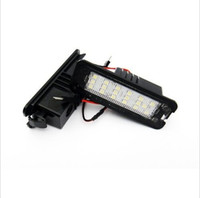 2x Placa de licencia de VW SMD Error de luz LED GTI CC Eos Scirocco