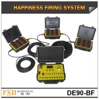 Fedex / DHL spedizione gratuita, nuovo sistema di accensione fireworks scatola / 90 canali sequenziale e salvo fuoco / felicità sistema di accensione fuochi d'artificio