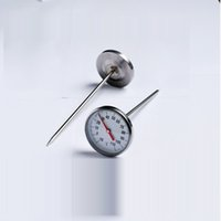 Stainless Steel BBQ Thermometer Instant Read Probe Food Cook...